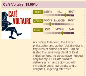 Cafe Voltaire